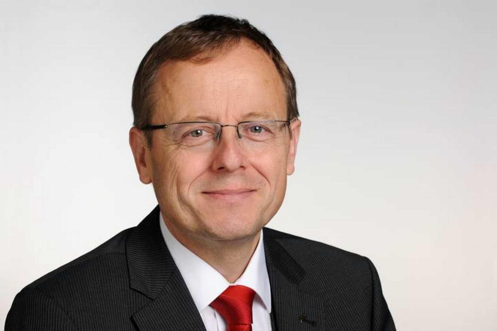 El ingeniero alemán Johann-Dietrich Wörner, director general de la ESA a partir de 2015.