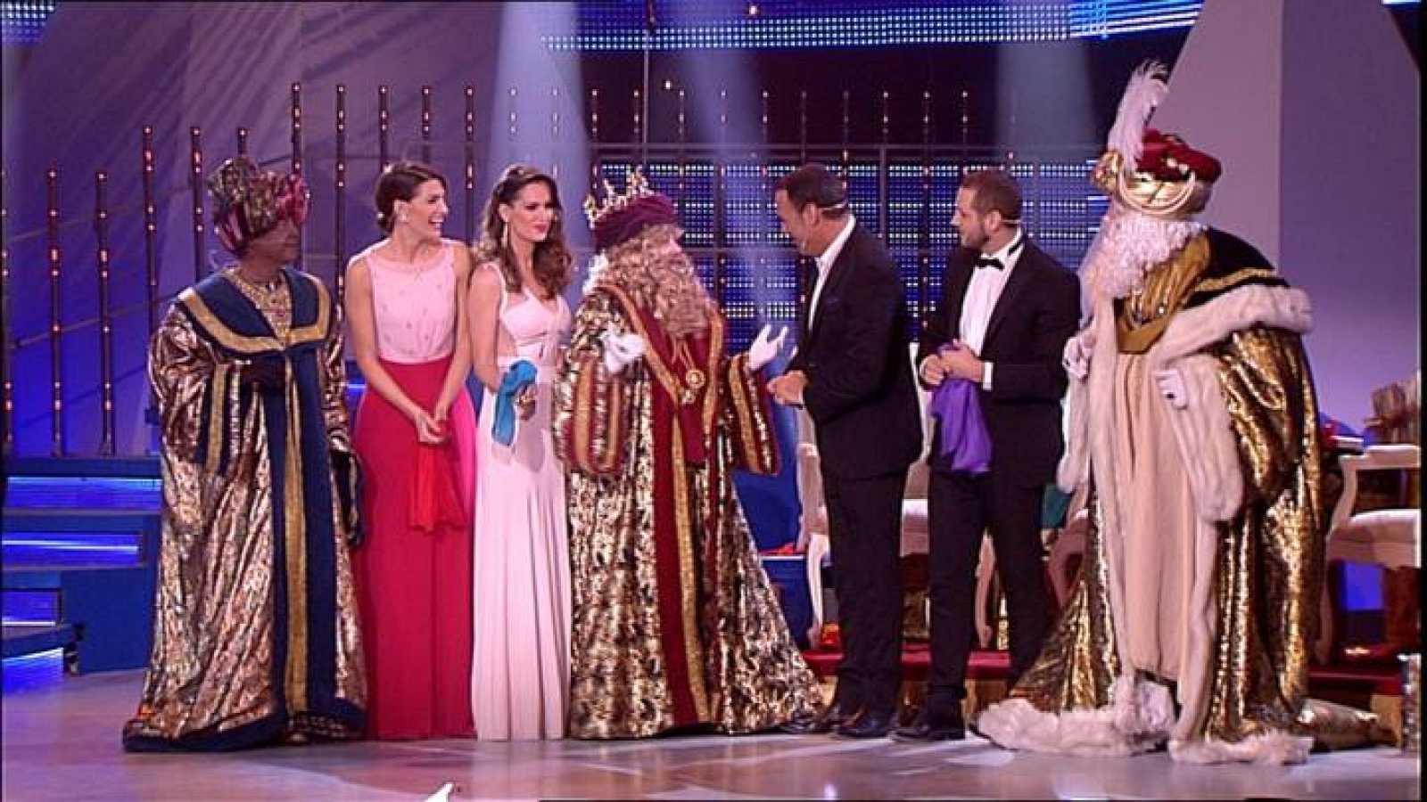 Gala de 'Reyes y estrellas'