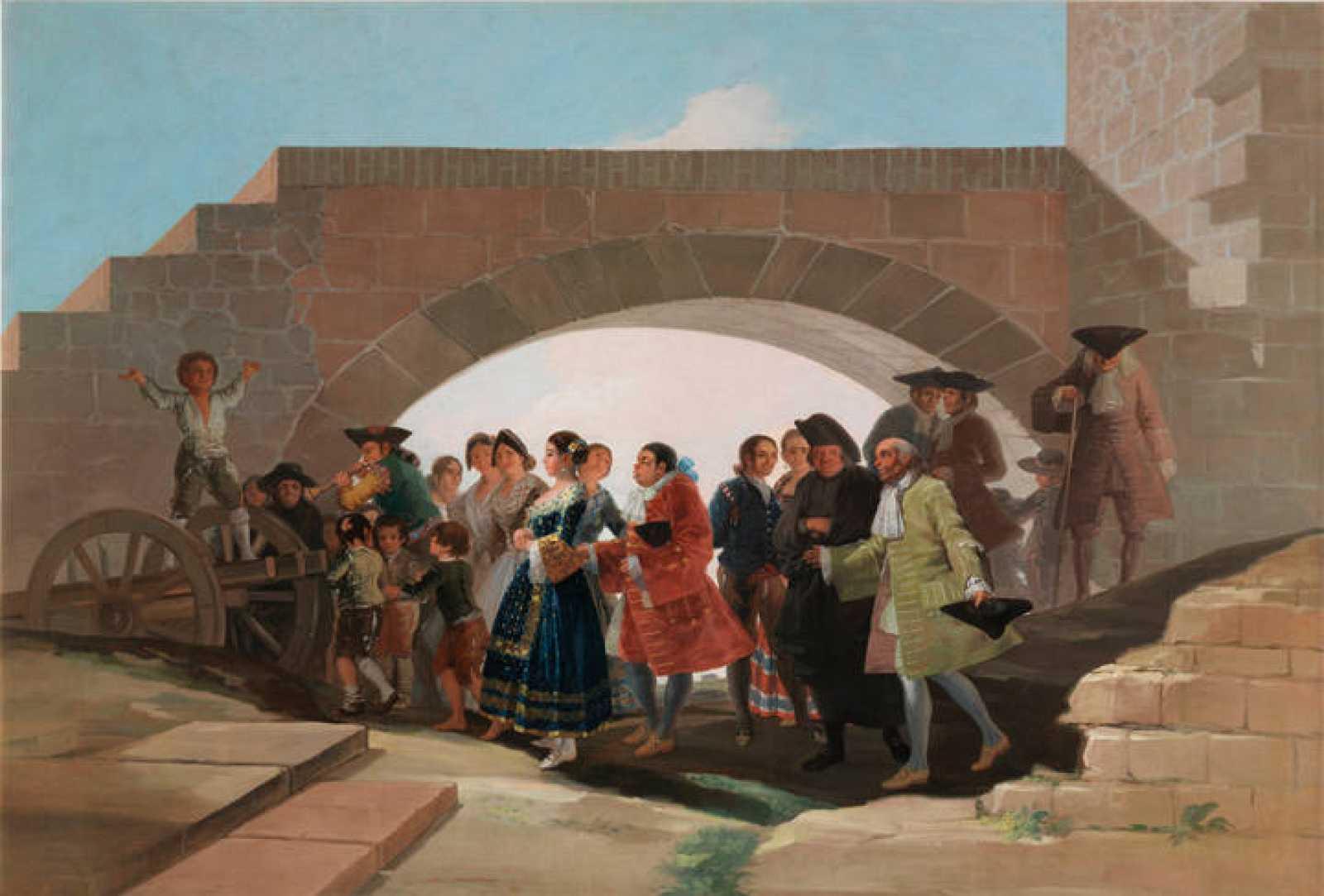 'La Boda', Francisco de Goya