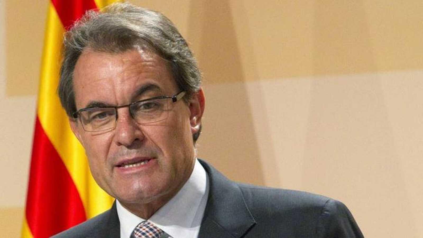 El presidente de la Generalitat, Artur Mas, en una imagen de archivo.