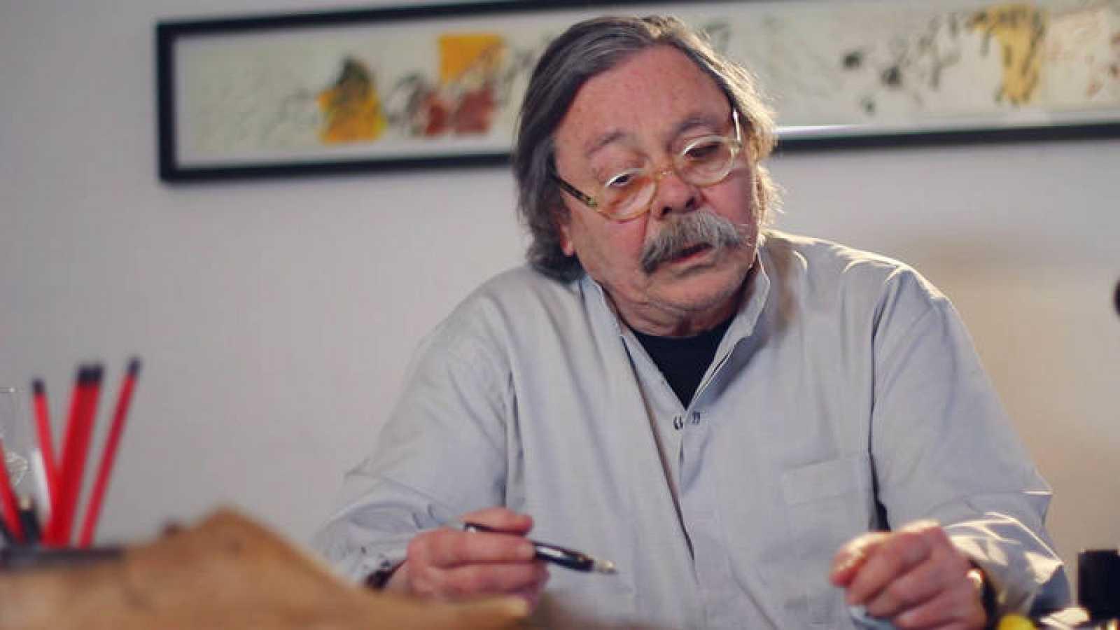 Alberto Corazón, protagonista del documental de este mes