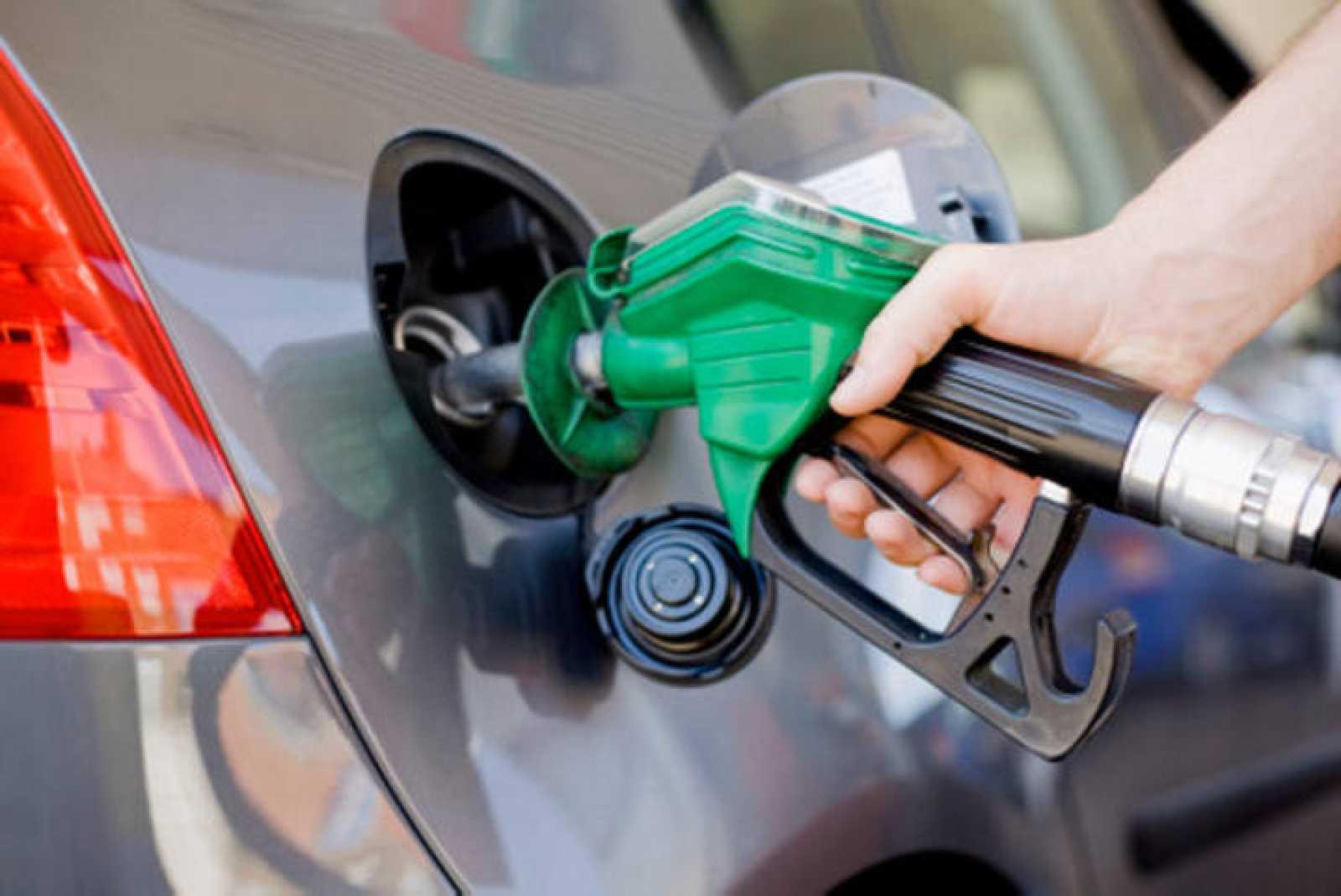 Surtidor de gasolinera