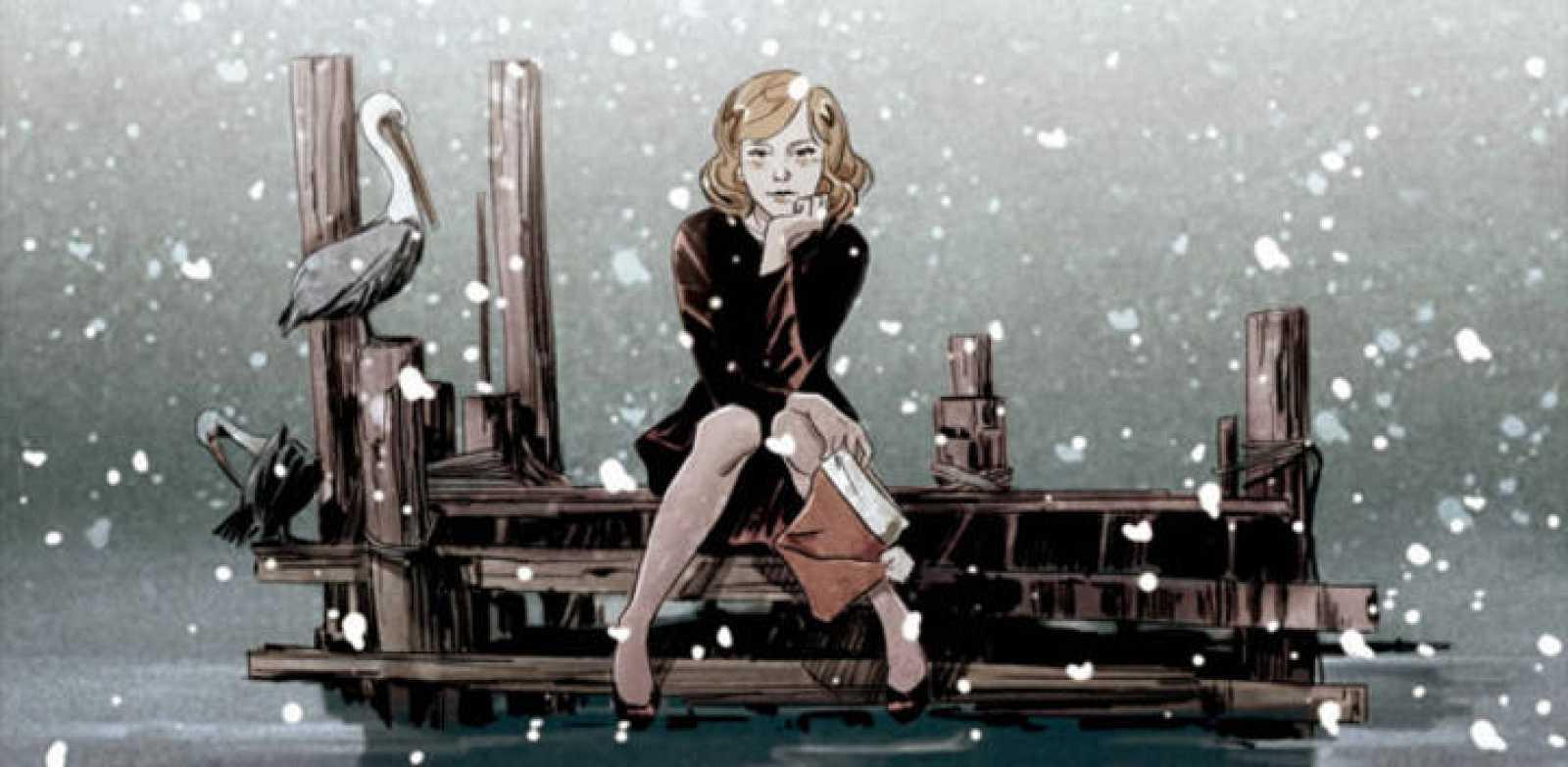 Sara Lone, de Erik Arnoux y David Morancho