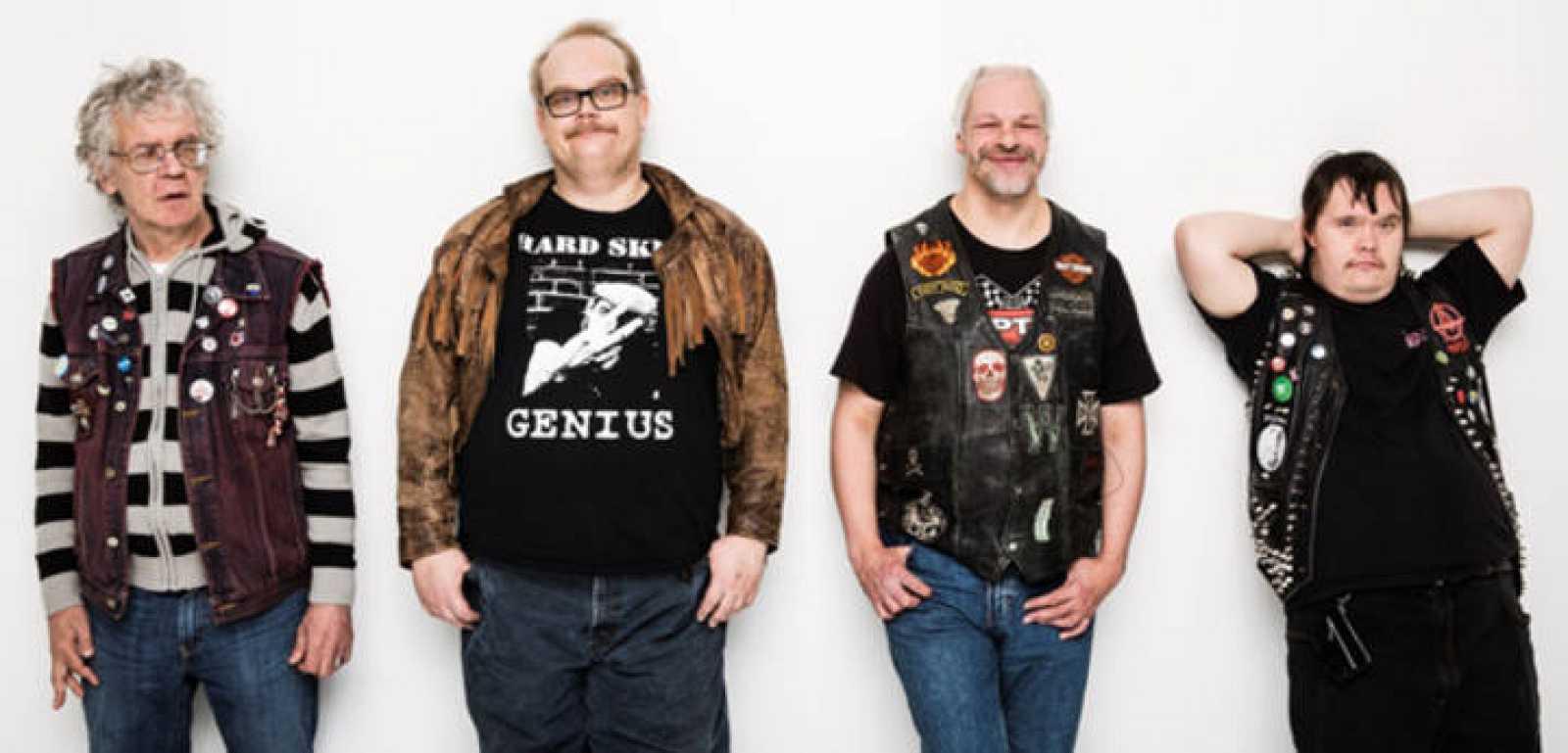PKN, la banda de punk finlandesa finalista para Eurovisión