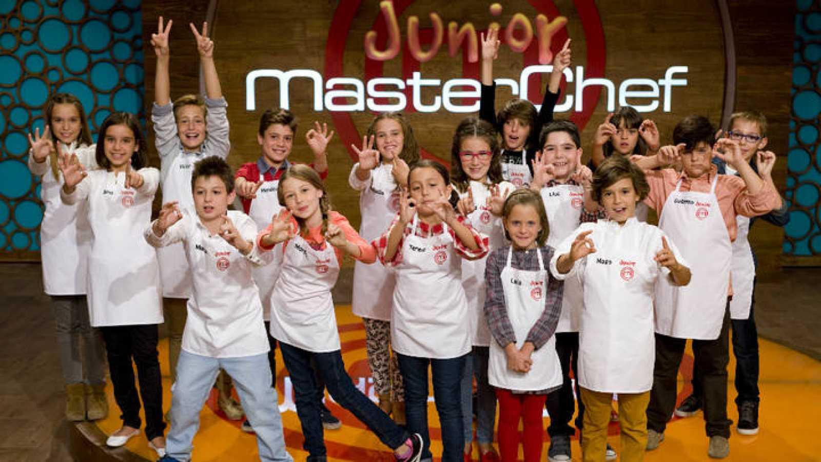 MasterChef Junior, galardonado en los Premios Twitter FesTVal
