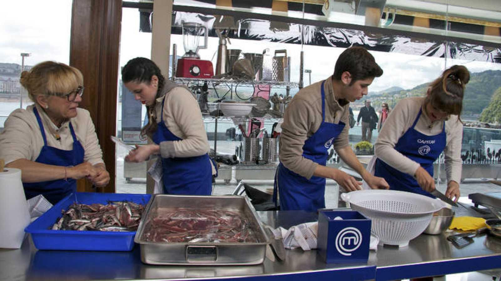 MasterChef recibe el Premio Alimentos de España