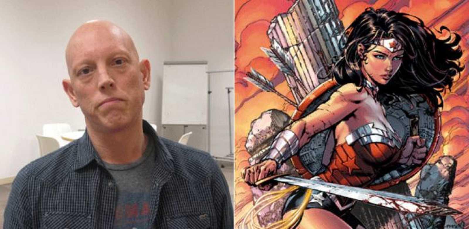 David Finch en el Salón del cómic de Barcelona y su versión de Wonder Woman
