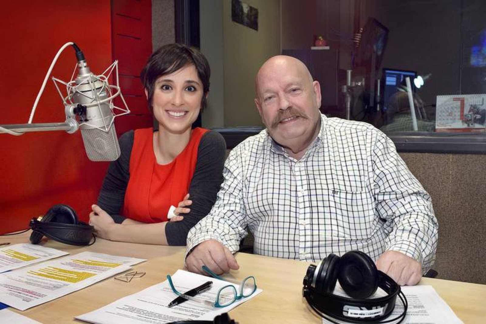 Julia Varela y José María Íñigo