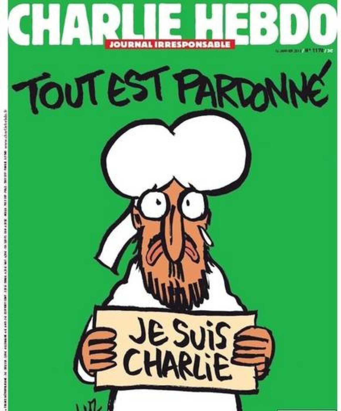 """El director de 'Charlie Hebdo' renuncia a dibujar a Mahoma: """"Ya no me  interesa. Me he cansado"""" - RTVE.es"""