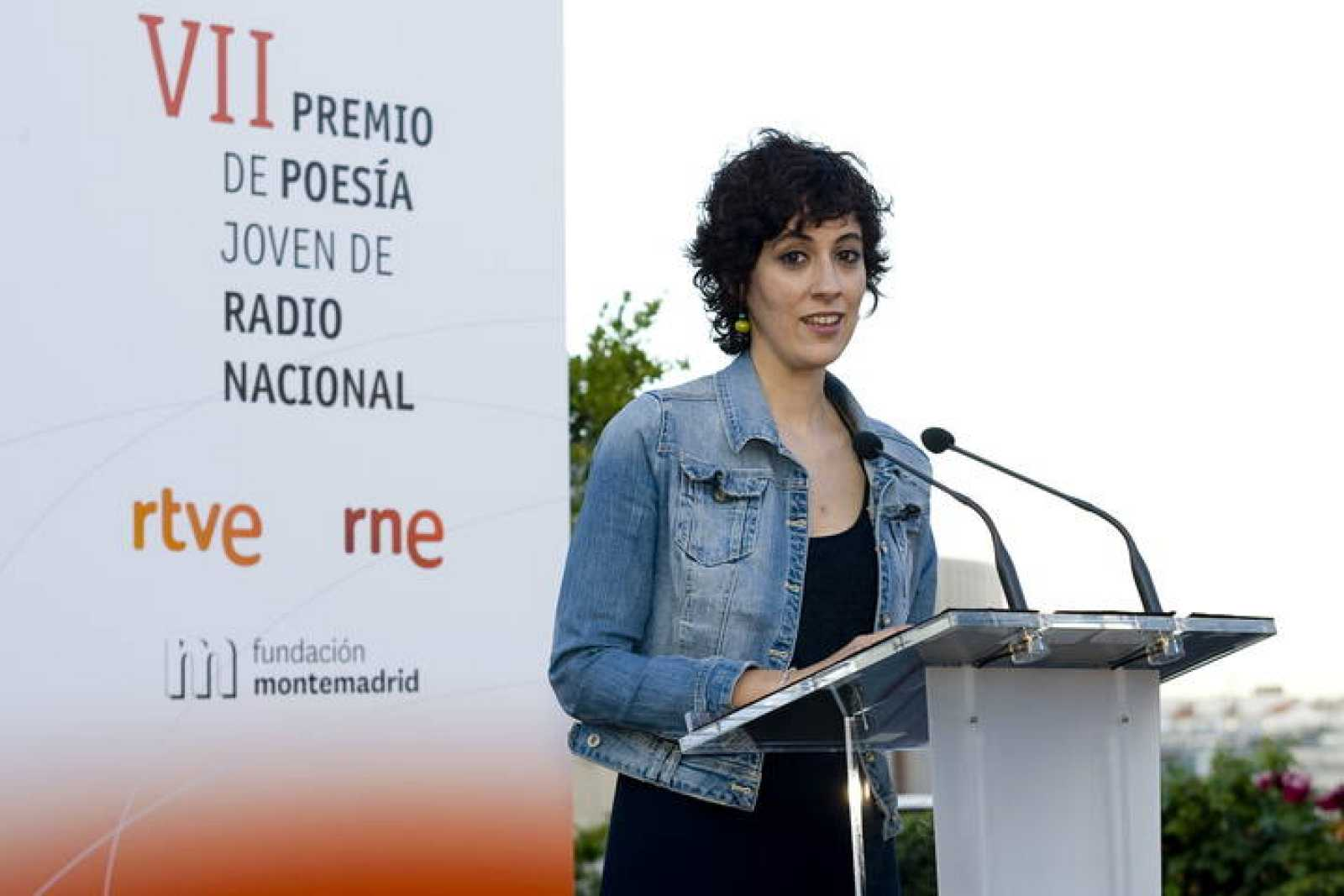 Martha Asunción Alonso, Premio Poesía Joven de RNE.