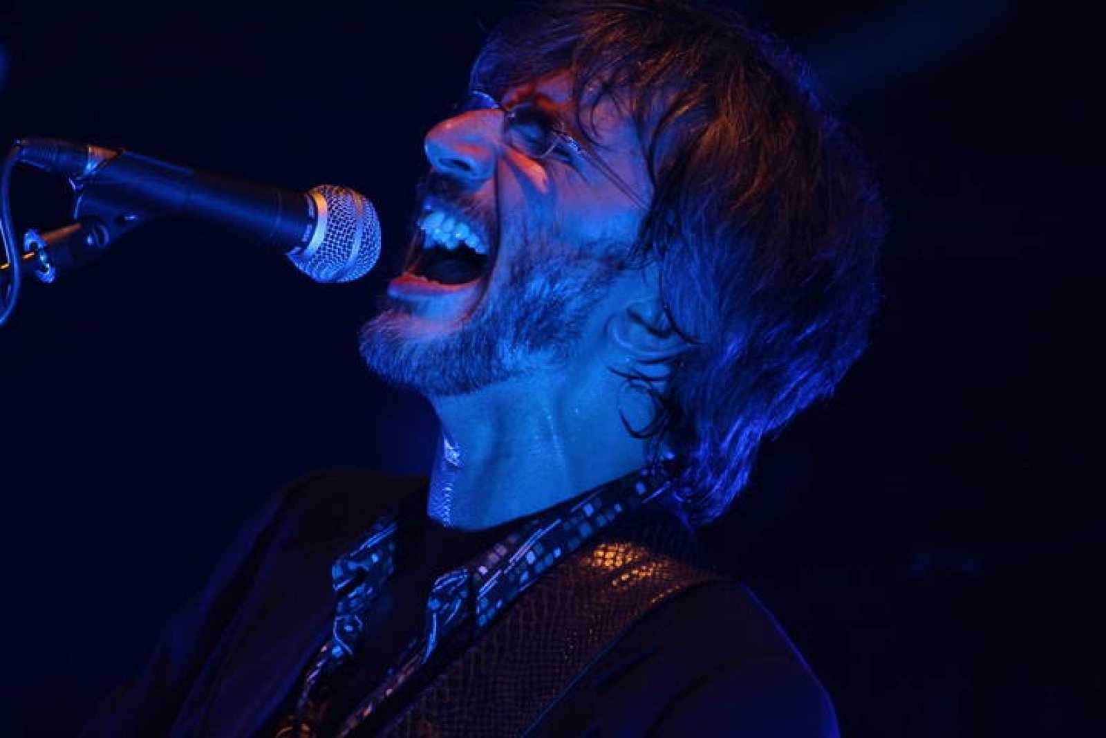 Xoel López ha presentado en Madrid 'Paramales', su segundo disco en solitario y decimotercero de su carrera