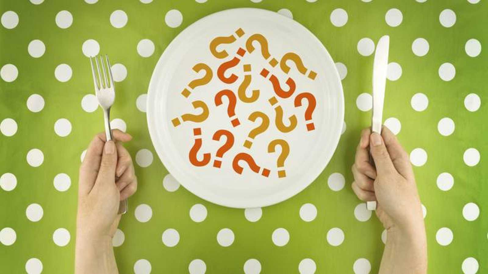 Mitos de la alimentación: ¿verdadero o falso?