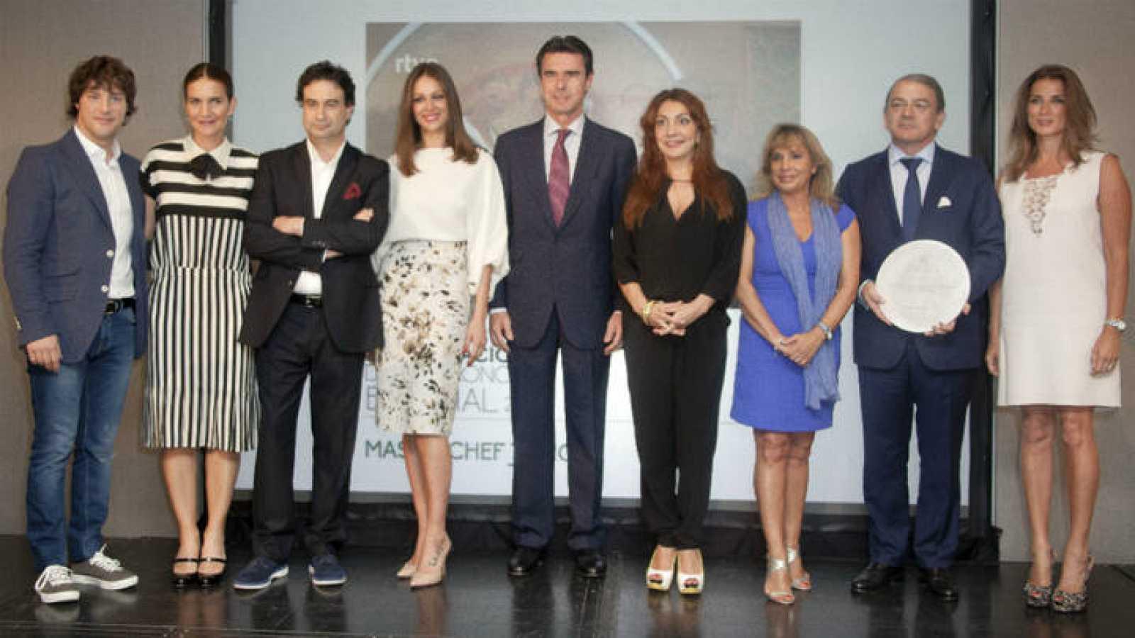MasterChef Junior, Premio Nacional de Gastronomía 2014