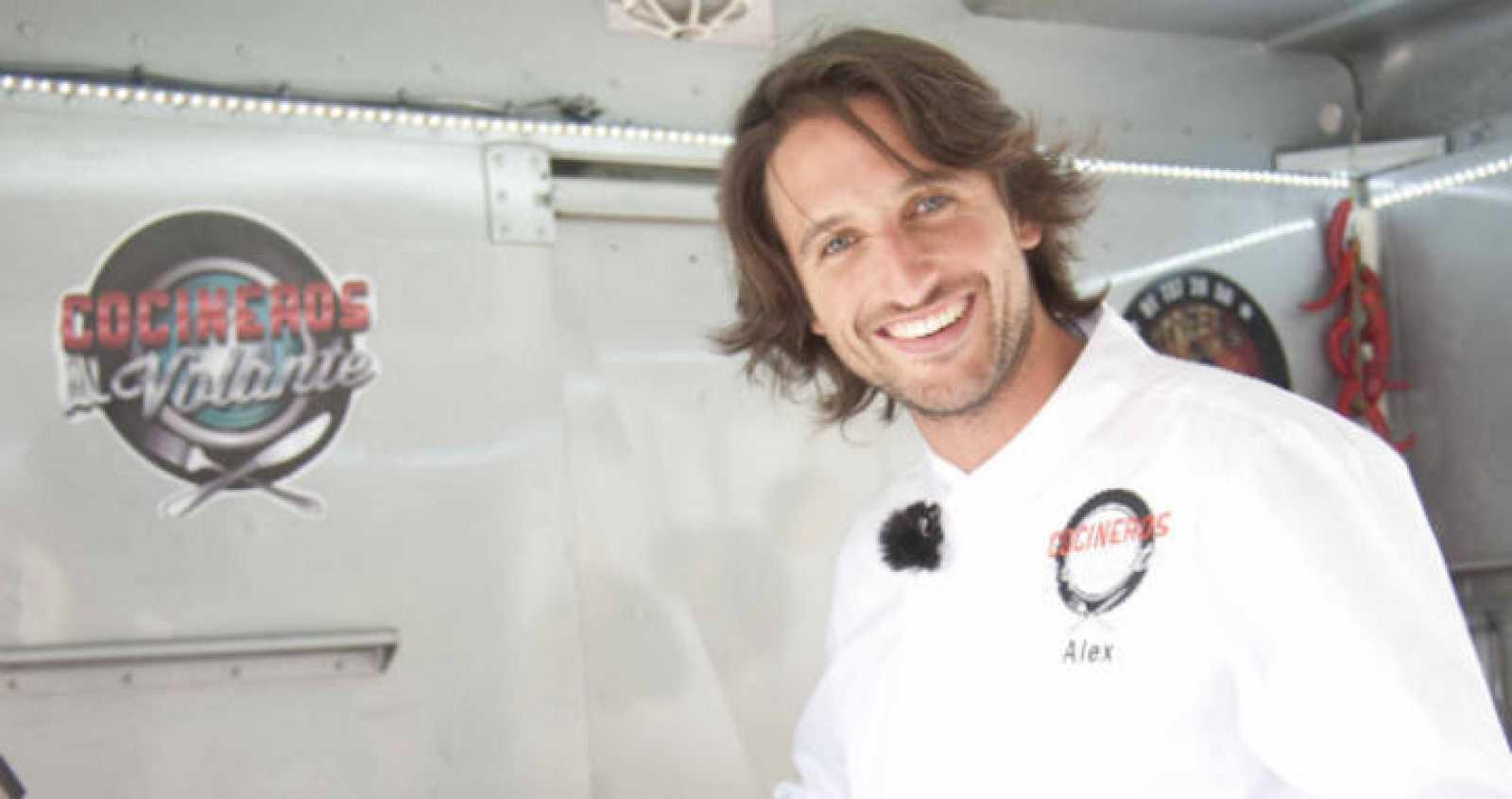 Alejandro Alcántara ha trabajado en MasterChef como responsable del equipo culinario