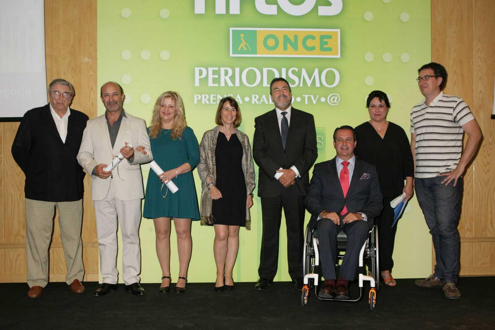 'Crónicas', Premio Tiflos de Periodismo