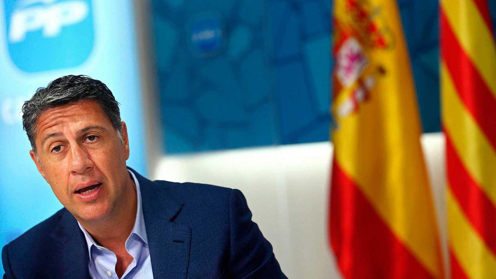 Xavier García Albiol, candidato del PP a las elecciones catalanas del 27S