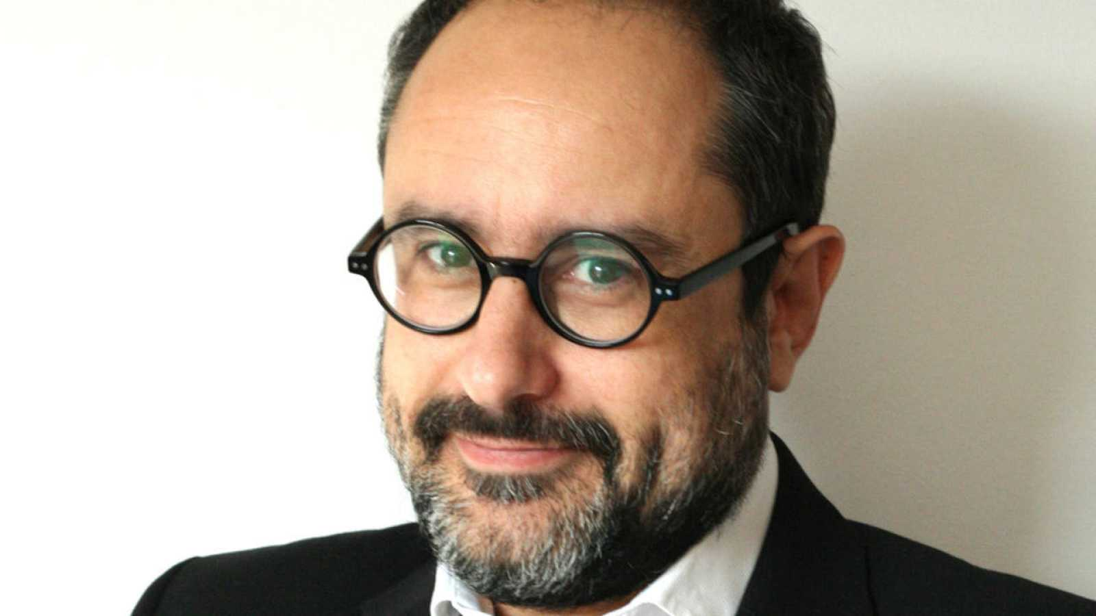 El periodista Antonio Baños, número uno de las CUP por Barcelona en las elecciones catalanas del 27S