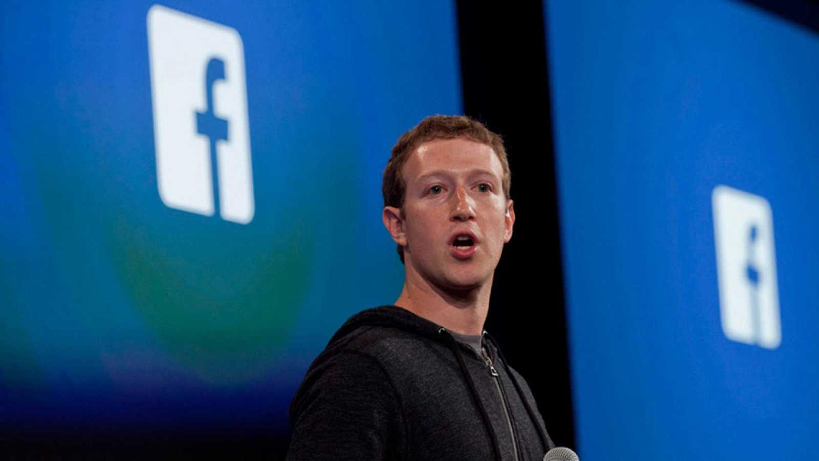 El creador de Facebook, Marc Zuckerberg, en una imagen de archivo en abril de 2013.