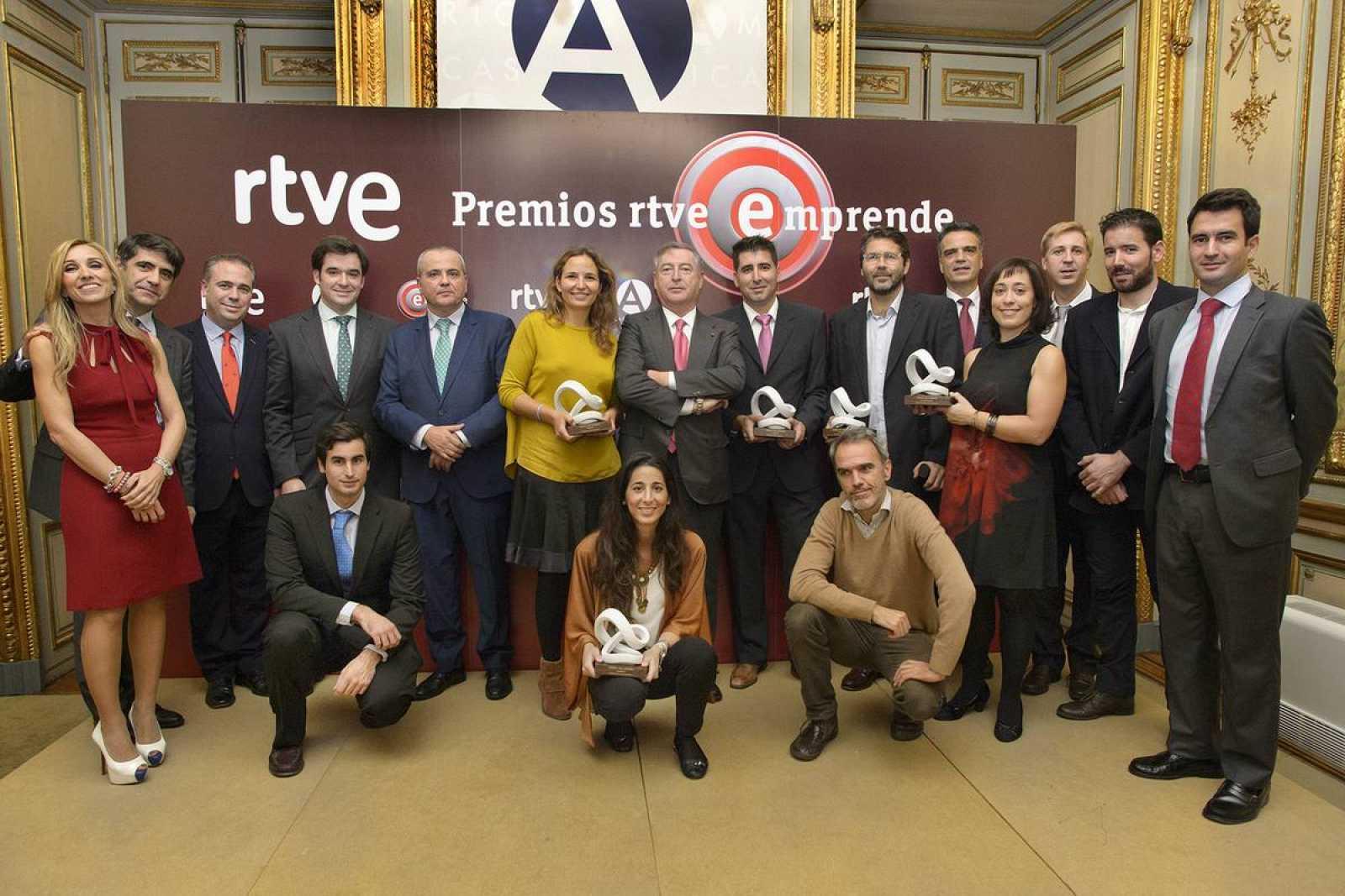 Premios Emprende 2015