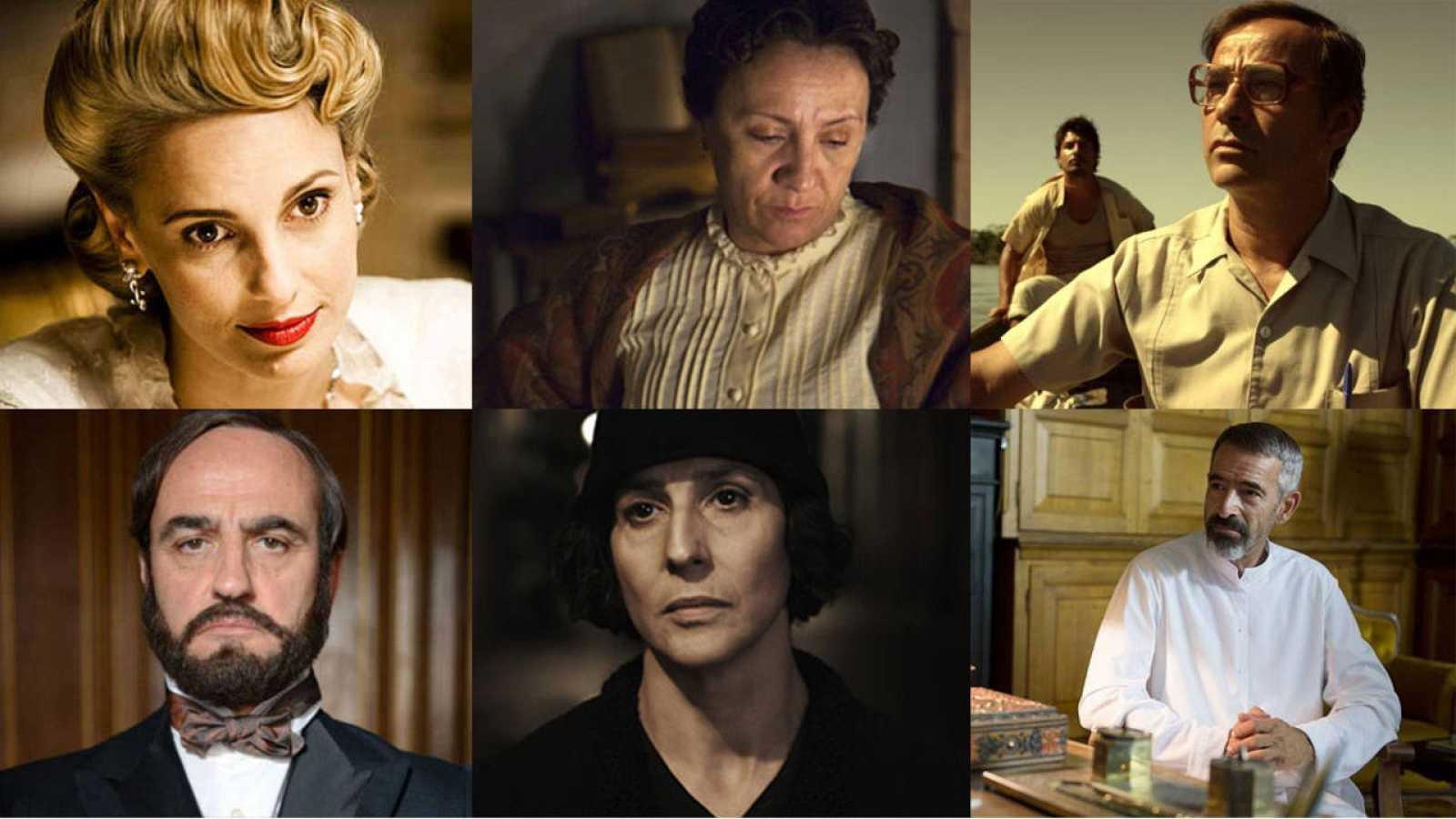 Alta Infidelidad Pelicula Completa seis personajes que encontraron su 'tv movie' en tve - rtve.es