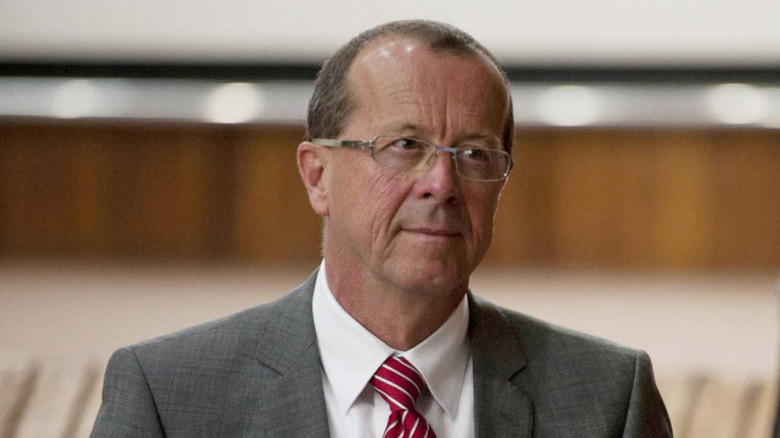 El nuevo representante especial de NAciones Unidas en Libia Martin Kobler