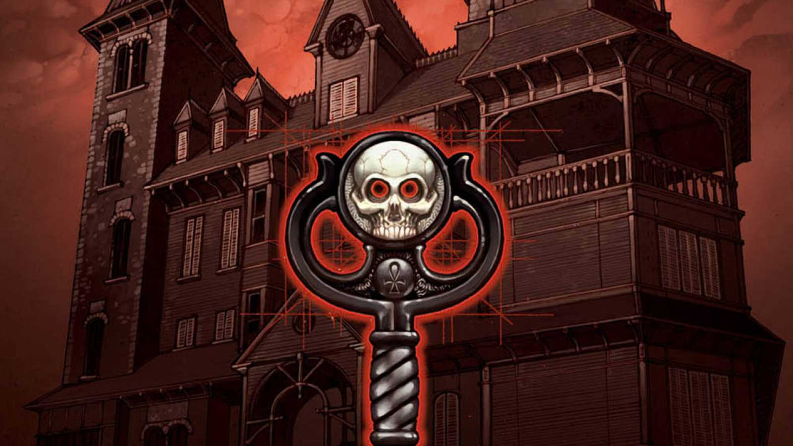Fragmento de una portada de 'Locke & key'