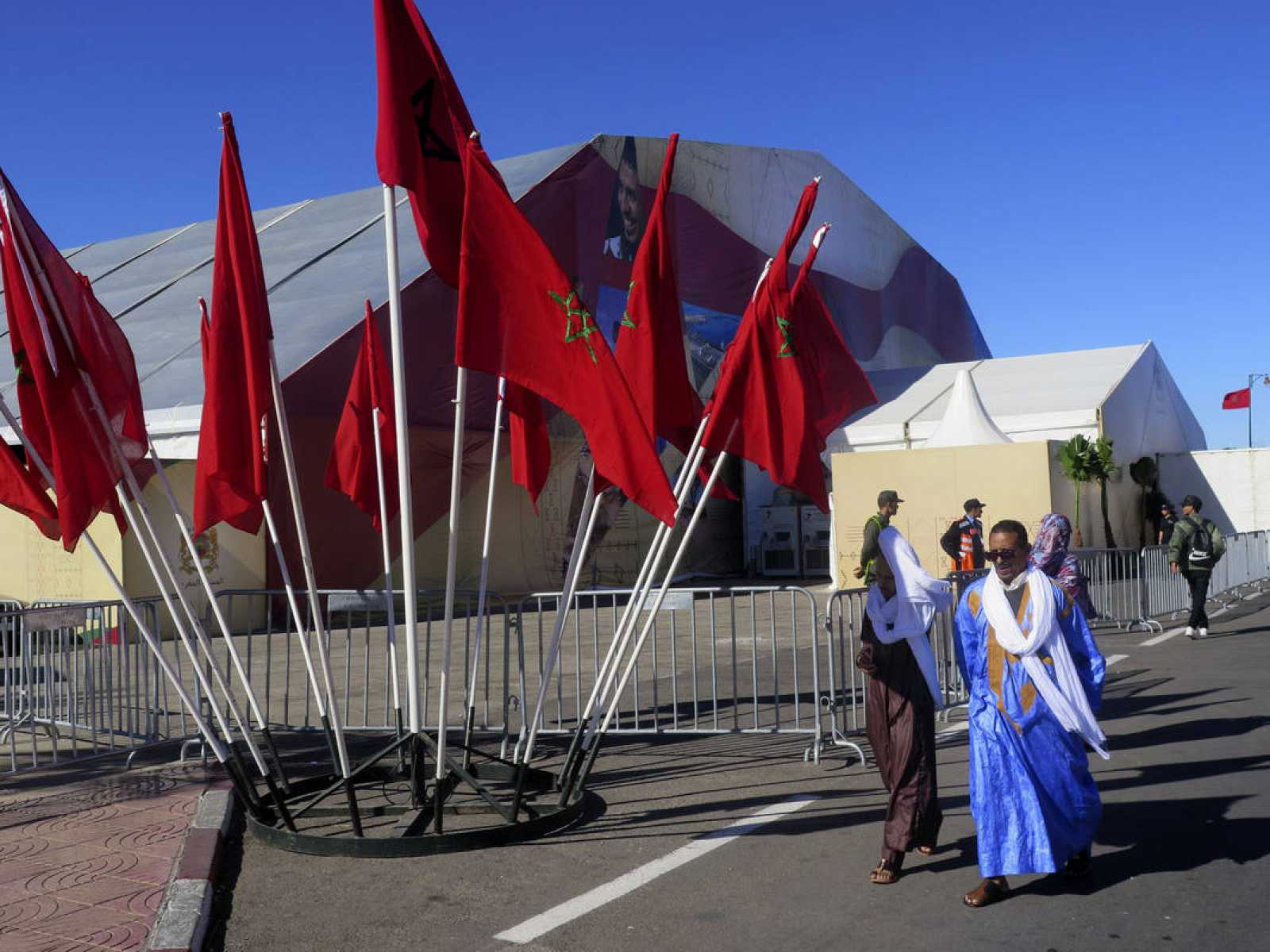 Los derechos humanos se han convertido en los últimos años en uno de los grandes caballos de batalla del independentismo saharaui.