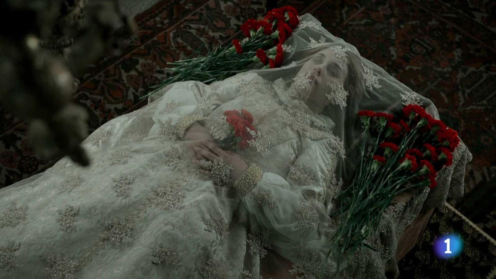 La muerte de Isabel de Portugal
