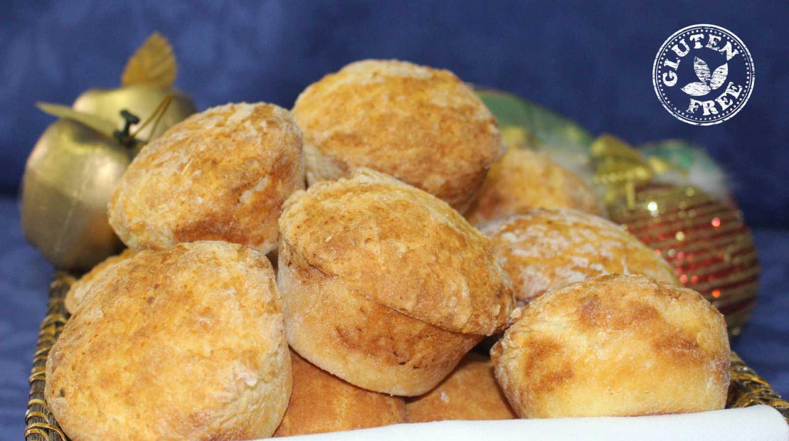 Menú de Navidad para celiacos: Pan de mandioca para celiacos