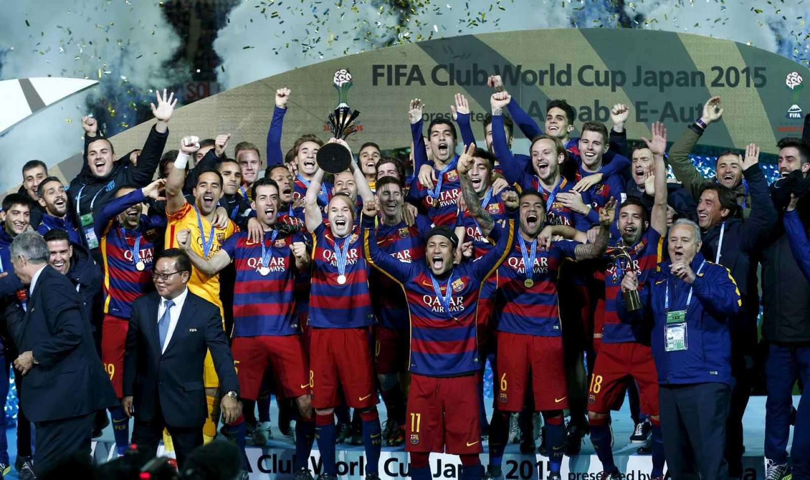 Resultado de imagen para mundial de clubes 2015