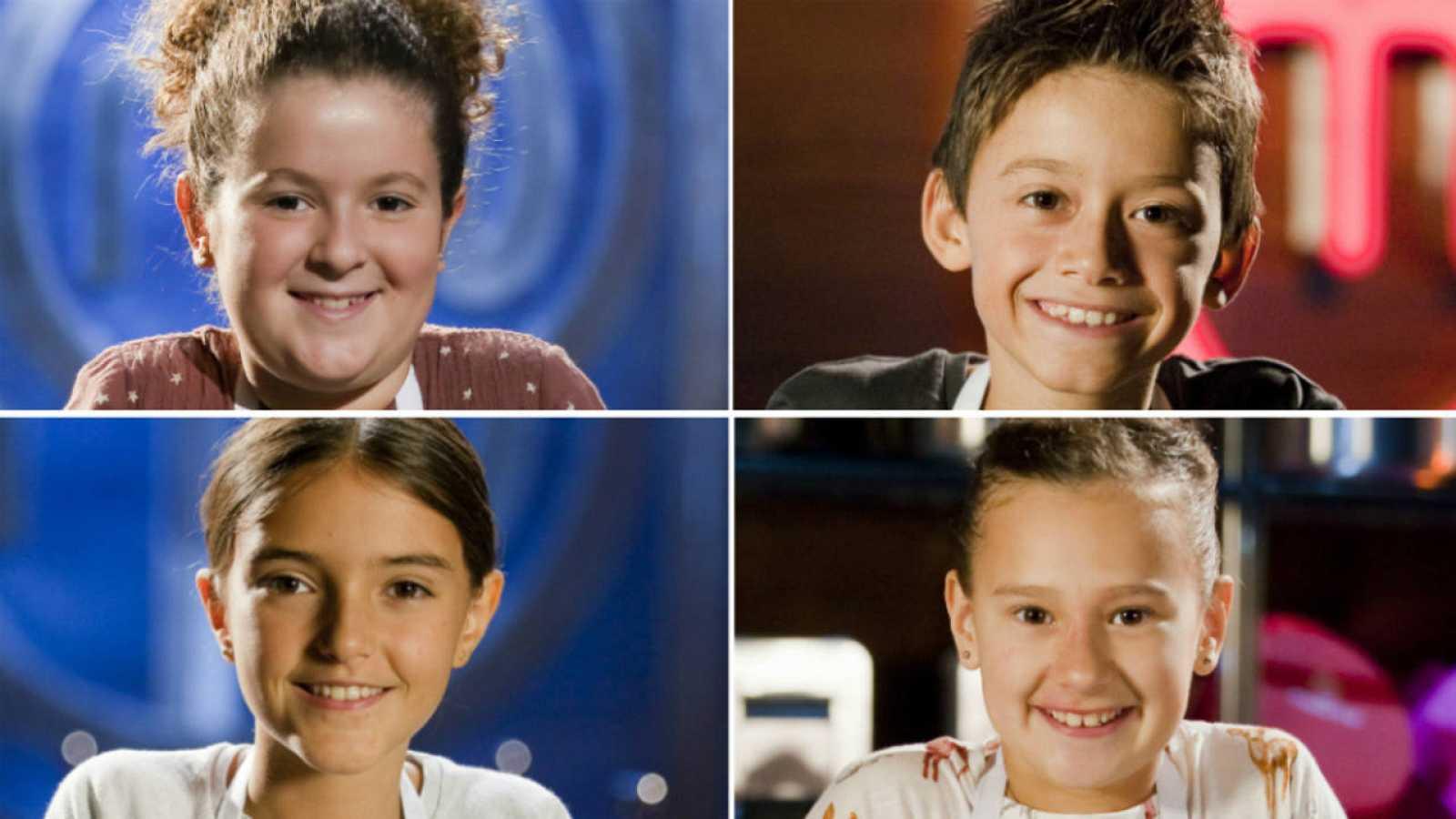'Sí, Chef': ¡envía tu videopregunta a los finalistas de Masterchef Junior 3!