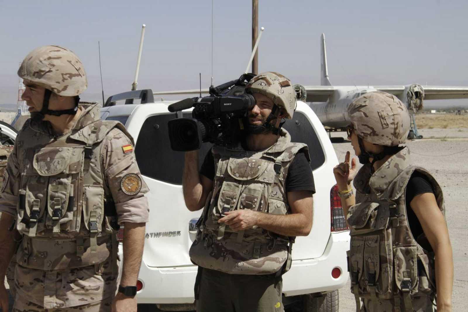 'FAS' llega a Televisión Española para mostrar el día a día de los militares españoles, que cuenta con la colaboración del Ministerio de Defensa