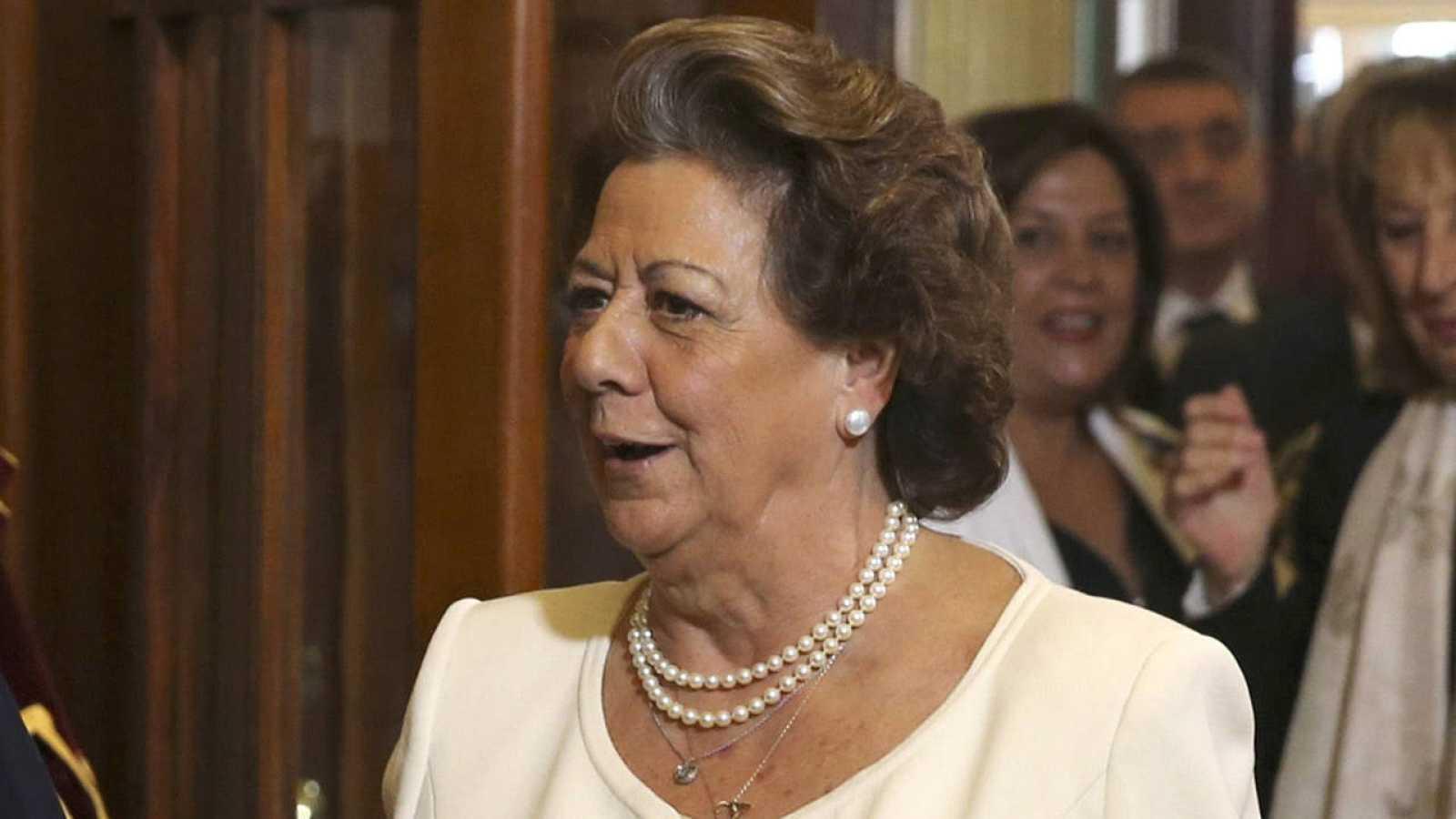 La exalcaldesa de Valencia Rita Barberá (Archivo)