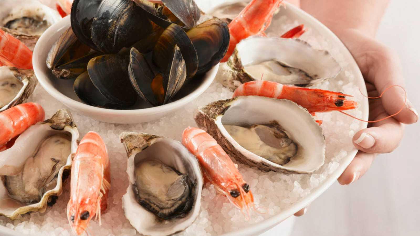 Una ración de marisco a la semana es suficiente para frenar el avance de enfermedades neurodegenerativas.