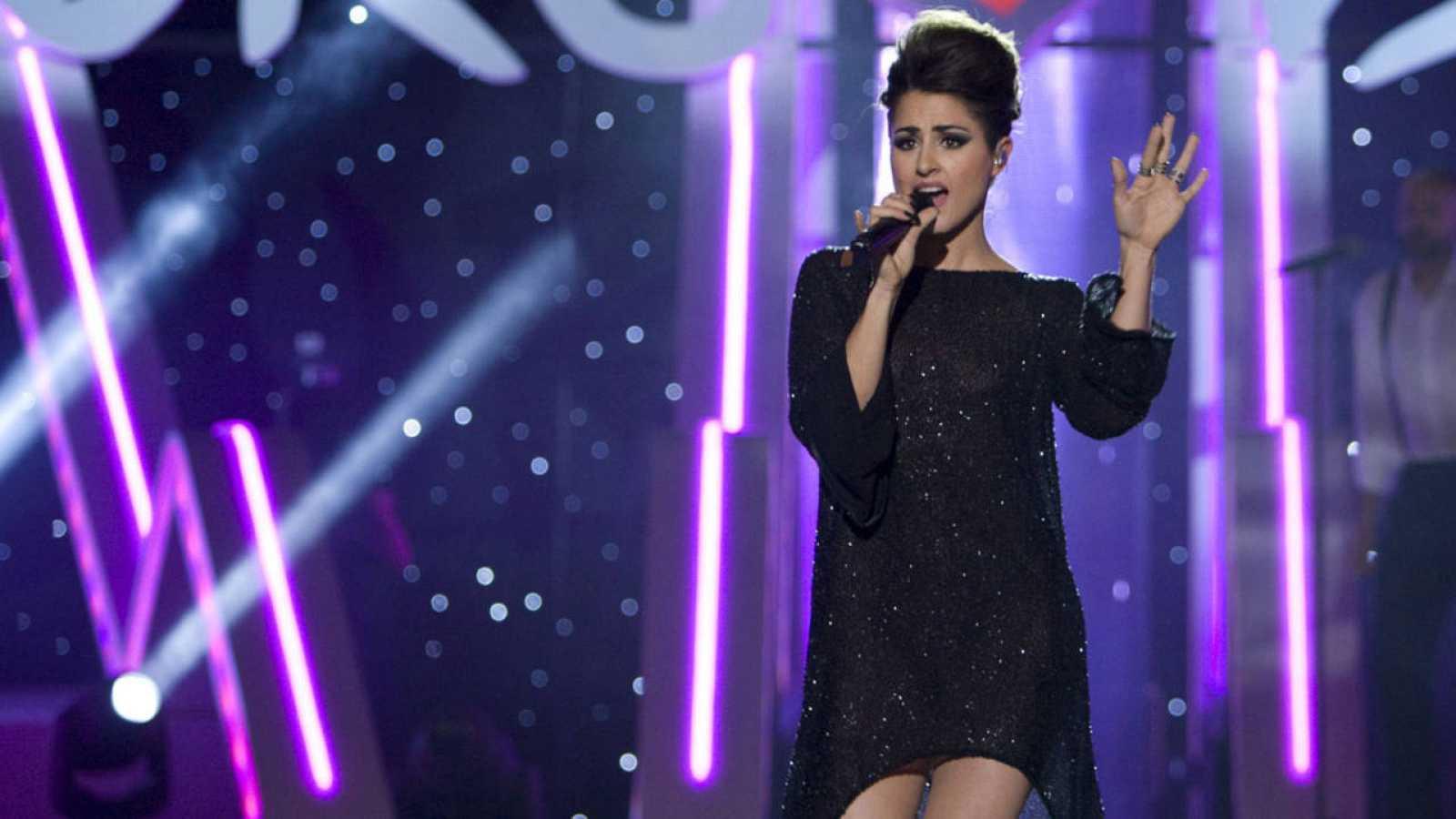 Barei en 'Objetivo Eurovisión'