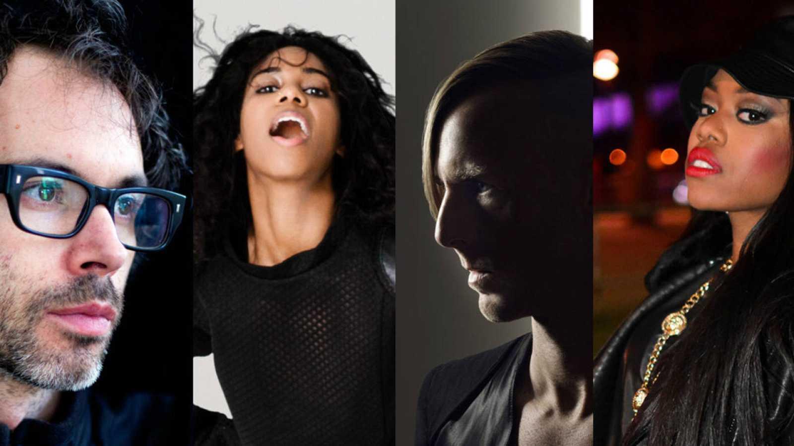 35 artistas nuevos a las programaciones de día y de noche en Sónar 2016