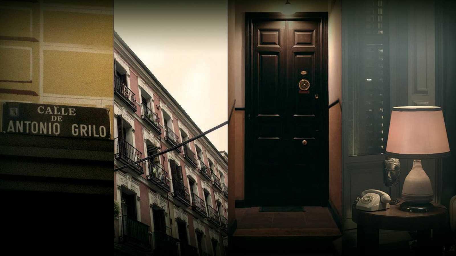 Antonio Grilo, la calle maldita de Madrid