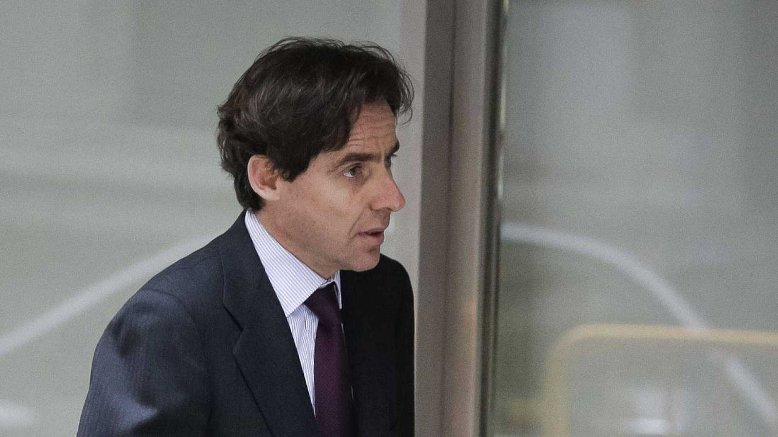 El empresario Javier López Madrid en una foto de archivo