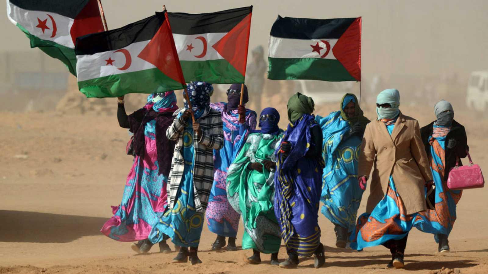 Decenas de miles de saharauis celebran el 40 aniversario de la RASD