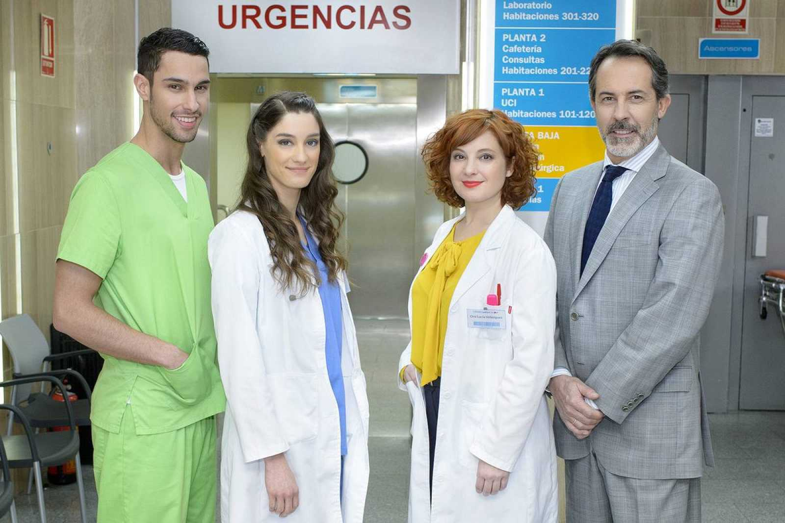 'Centro Médico' recibe nuevos personajes a partir de esta semana