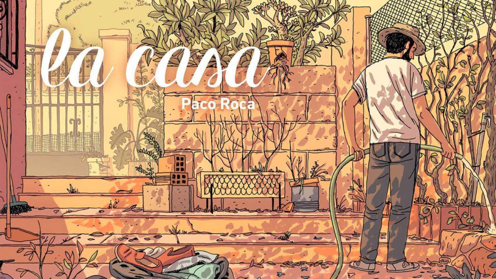 Portada de 'La Casa', de Paco Roca