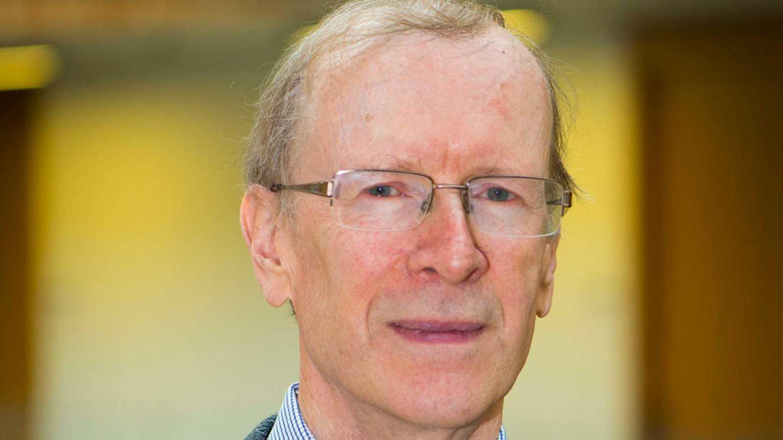 El matemático británico Andrew J. Wiles.