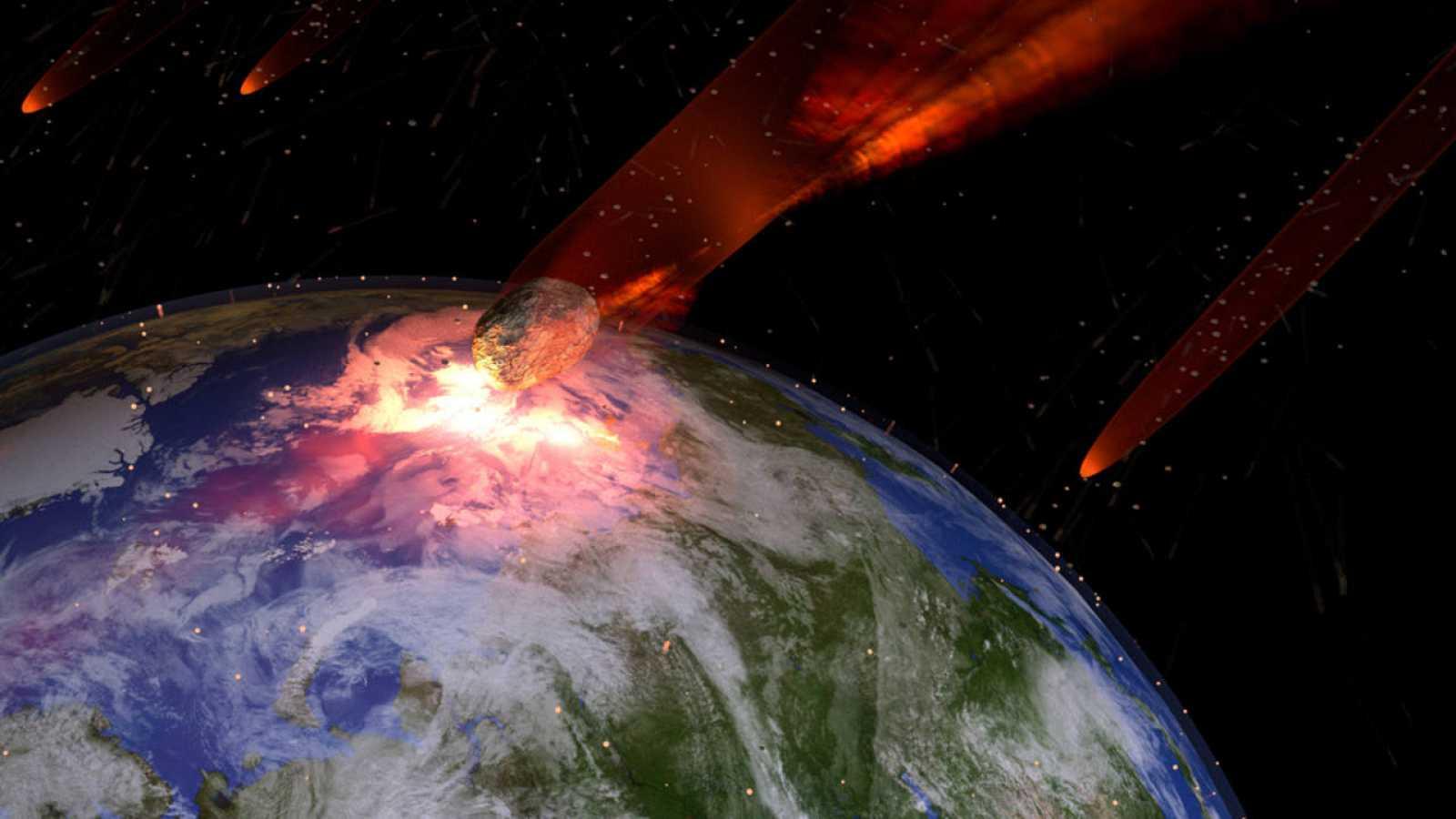 Hallan En Colombia Restos Del Meteorito Que Acabo Con Los Dinosaurios En concreto, que es poco posible que un meteorito. hallan en colombia restos del meteorito