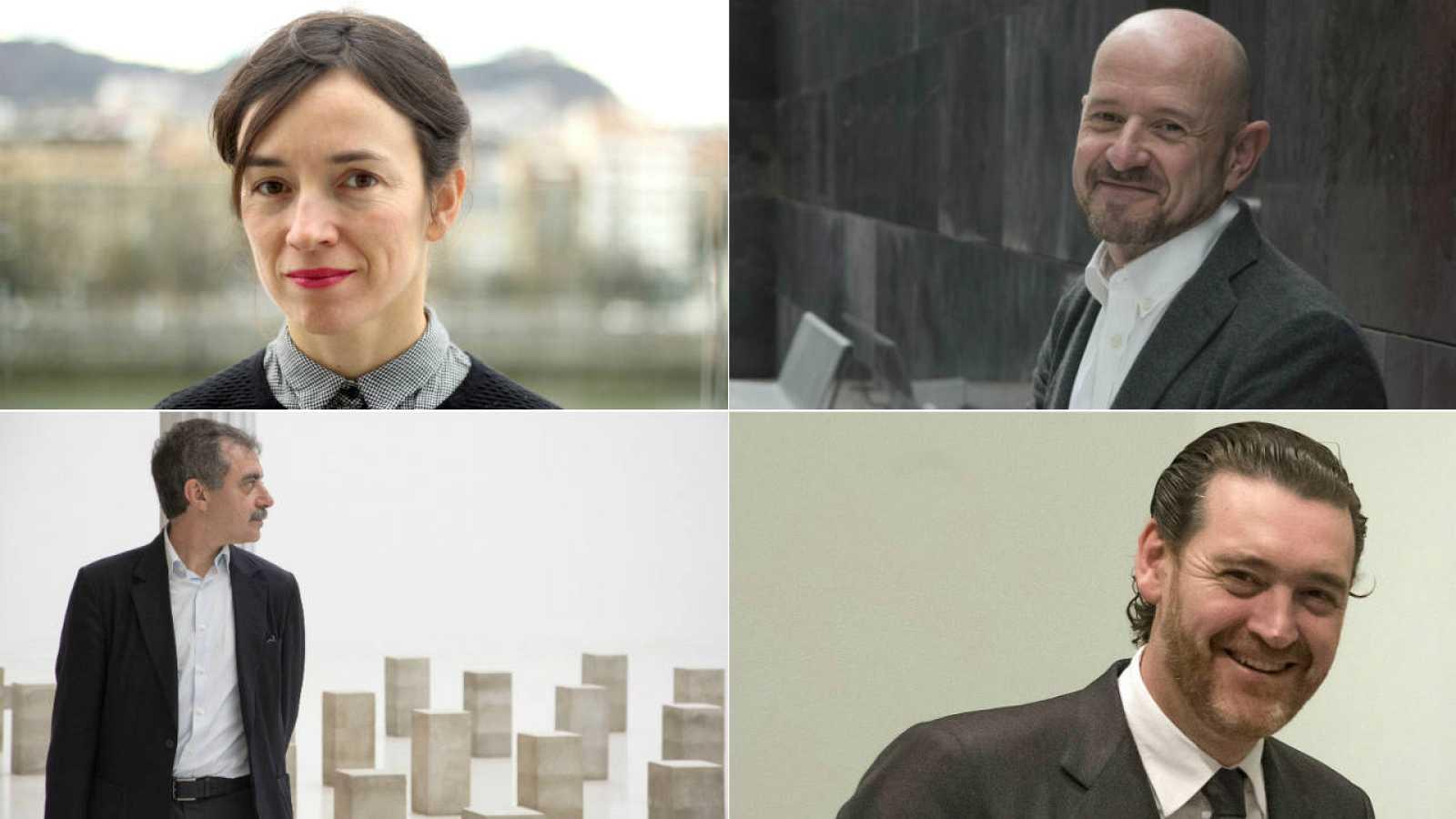 Ane Rodríguez, Carlos Urroz, Manuel Borja-Villel y Miguel Zugaza serán los protagonistas de la primera jornada de Cultura16
