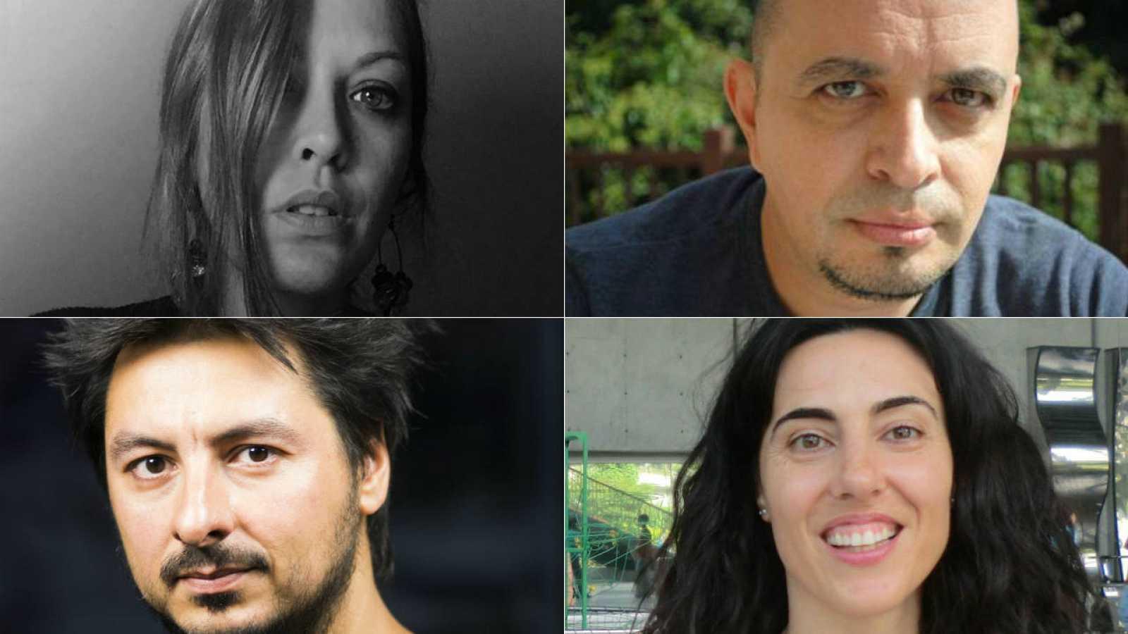 María Sotomayor, Juan Antonio González Iglesias, Antonio Lucas y Raquel Lanseros debatirán sobre poesía en la segunda jornada de Cultura 16.