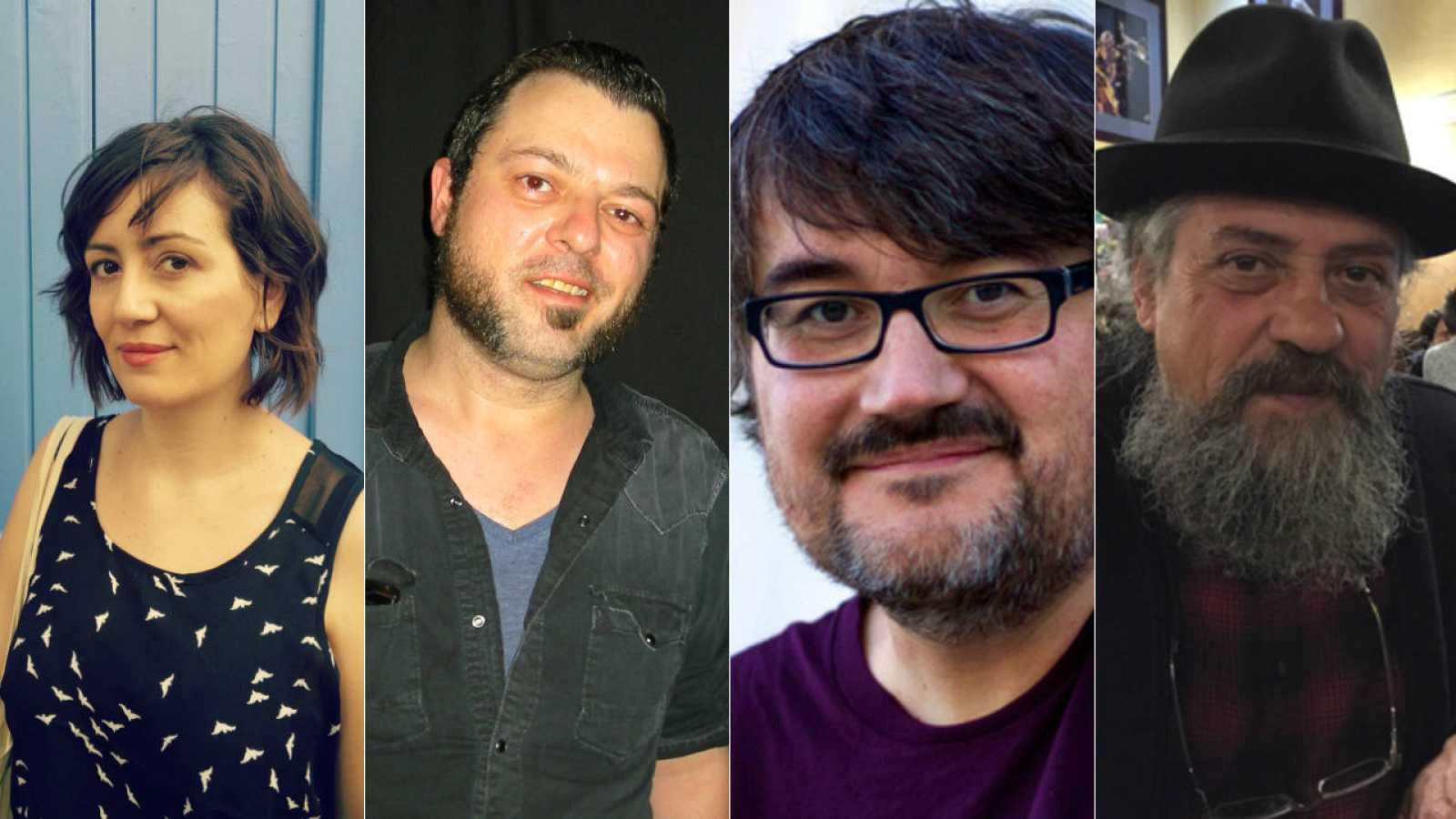Ana Galvañ, David Rubín, Santiago García y Francesc Capdevilla 'Max', conversarán sobre cómics en Cultura16