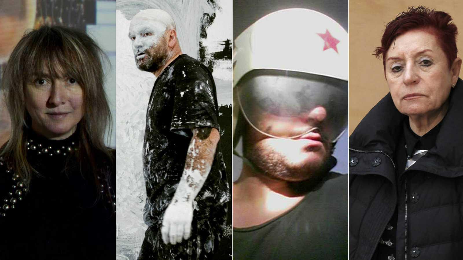Marina Núñez, Marcel·lí Antúnez Roca, Carlos TMori y Concha Jerez debatirán sobre arte digital en Cultura16