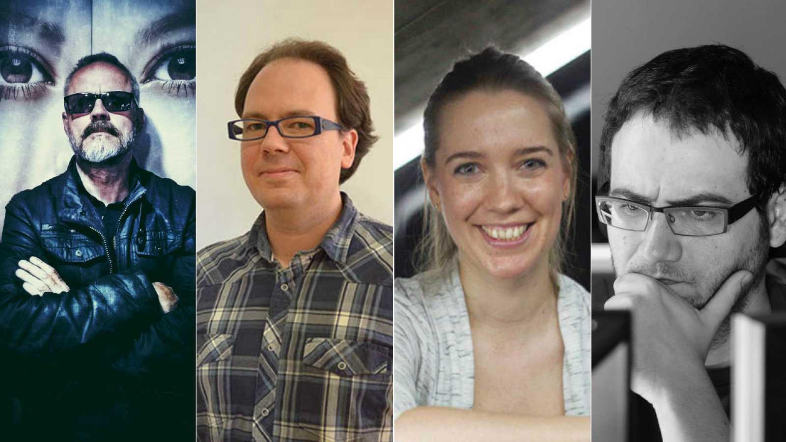 Gonzo Suárez, Antonio José Planells de la Maza, Valeria Castro y Raúl Rubio meterán los videojuegos en el Museo del Prado