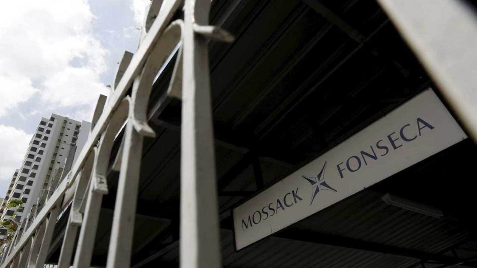 Oficina del bufete Mossack Fonseca en Ciudad de Panamá