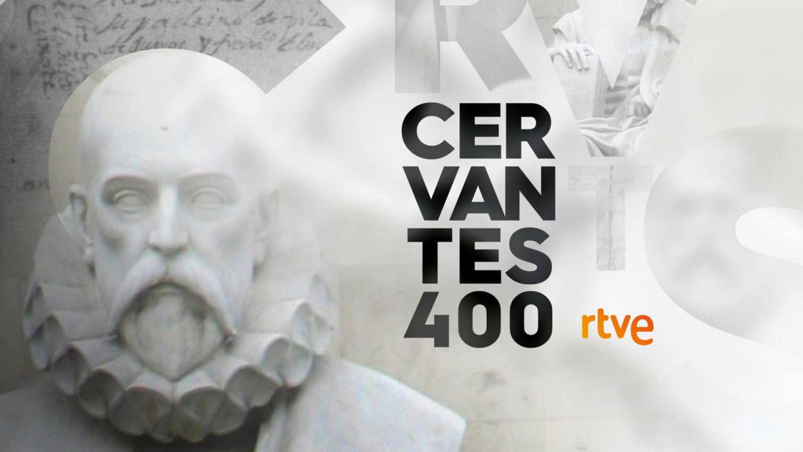 RTVE se une al 400º Aniversario de la muerte de Cervantes